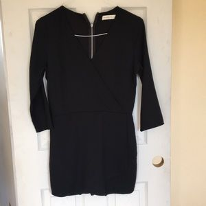 Black Abercrombie and Fitch Romper size 6!